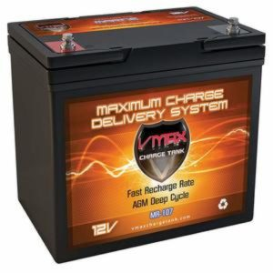 best agm deep cycle marine battery